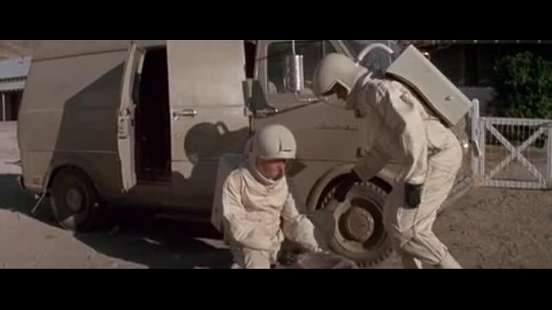 Фильм Штамм Андромеда 1971