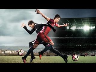 Nike Football: The Switch при участии Криштиану Роналду, Гарри Кейна, Антони Марсьяля и других