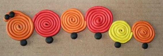 РИСУЕМ ПЛАСТИЛИНОВЫМИ ЖГУТИКАМИ Такая техника очень нравится детям своей простотой а получается очень оригинальная и рельефная картинка.Рисование жгутиками доступно даже малышам. Процесс