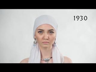 100 лет красоты в Казахстане