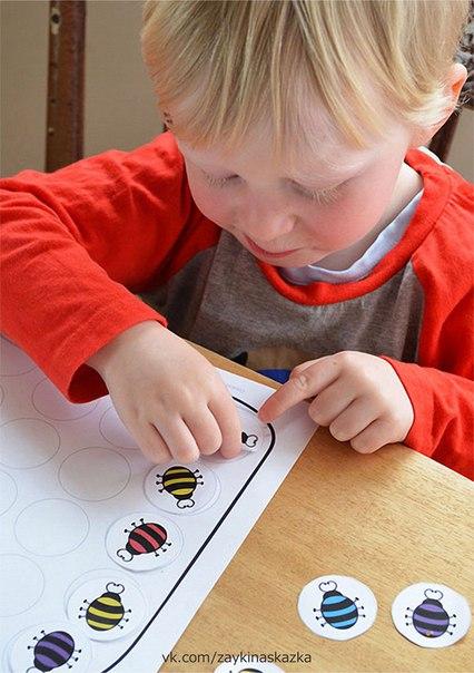 ИГРА «ПОЙМАЙ ЖУКА» Потребуется:распечатать поле с банками (скачайте PDF-файл, прикреплённый к этому посту)распечатать жуков (количество жуков зависит от количества игроков, варианта игры и