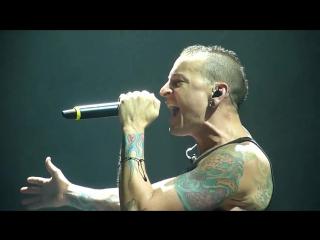 Зал перепел Linkin Park