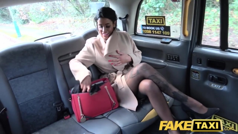 FAKE TAXI TATTOOS BIG JUICY TITS AND LONG SEXY LEGS GETS
