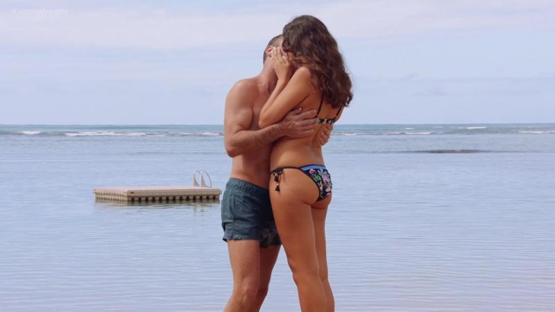 Джессика Хеллер Jessica Heller в сериале Гавайи 5 0 Hawaii Five 0 2017 Сезон 8 Серия 3 s08e03 1080p