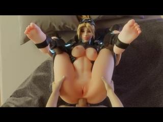 Hentai & Хентай 18+ .Overwatch 2 beta (UNCEN) (compilation) (Overwatch) (3D hentai) (без цензуры / uncensored)
