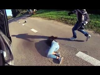 17-летняя школьница погибла в ДТП под Полоцком авария на мотоцикле Беларусь.