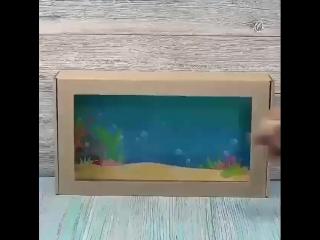 3 идеи игрушек своими руками из обычной коробки
