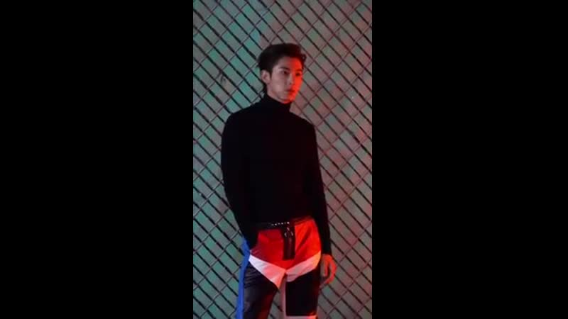 U-KNOW 유노윤호 The 1st Mini Album [True Colors] - Jacket Making Film