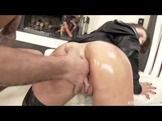 Angela White, juicy plumper big ass tits anal pornoпорно, porno