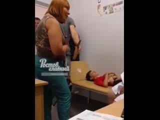 В Ростове мать не позволяет положить в больницу ребёнка с аппендицитом