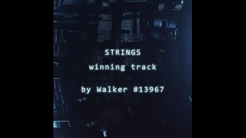 STRINGS winning track by Walker 13967