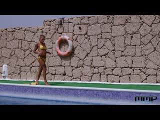 Silvia Dellai - Girl In The Swimming Pool [All Sex, Hardcore, Blowjob, Gonzo]