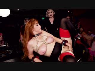 [Kink] Aiden Starr, Kira Noir, Penny Pax - BDSM Swinger Orgy Served by the Anal Servant Girls BDSM, Bondage, Anal