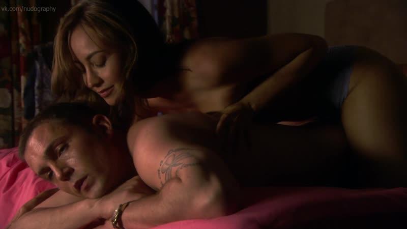 Кортни Форд (Courtney Ford) голая в сериале Декстер (Dexter, 2009) - Сезон 4 / Серия 3 (s04e03) HD 1080p