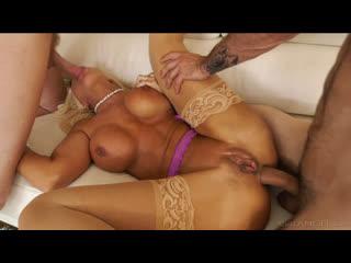 Brittany Andrews - Slutty Anal Milfs MILF Brittanys Anal Blowjob Threesome - Big Tits, Porn, Порно