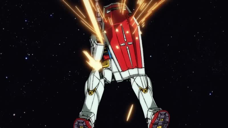 Mobile Suit Gundam - 40-летний юбилей G40 Project