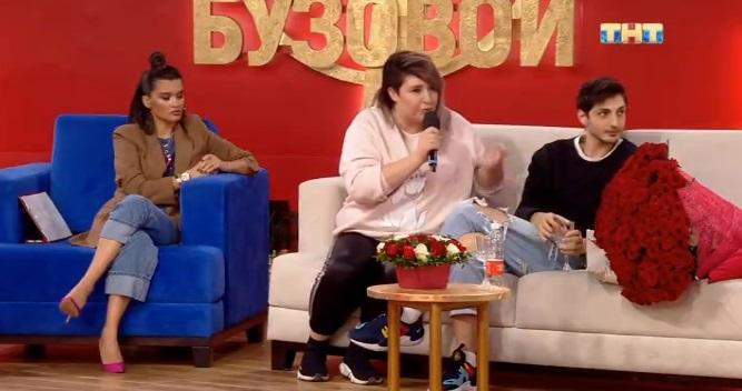 По эфирам...ББ