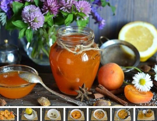 Абрикосовый джем с лимоном Этот полезный десерт в будущем сослужит хорошую службу домашним кондитерам. Именно таким абрикосовым джемом покрывают бисквитные коржи перед тем, как нанести масляный