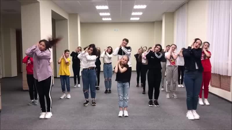 Тима Белорусских - Поезда танец V.I.DANCE