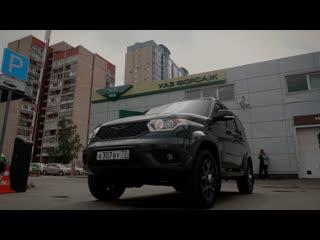 УАЗ Патриот с АКПП. Пробег по стране. Тест-драйв в Санкт-Петербурге