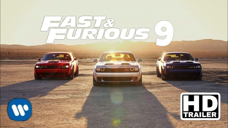 Fast and Furious 9 Official Trailer 10 2020