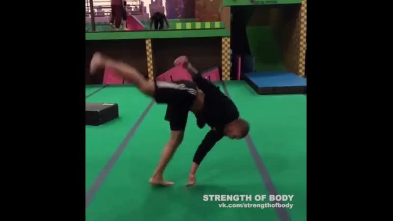 Strength of Body Самосовершенствуйтесь и оставайтесь позитивными