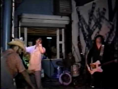 Stick Men With Ray Guns Live in 1988 Pt 1