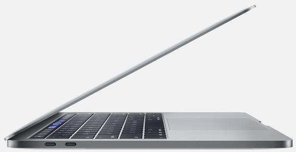 Первые тесты нового MacBook Pro 13 указывают