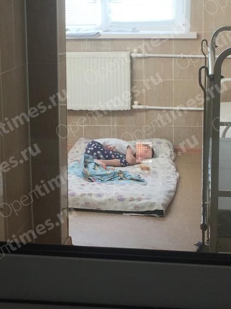 В больницу Орла из многодетной семьи доставили девочку, у которой врачи диагностировали сильнейшее истощение и задержку развития По информации, полученной ОрёлТаймс, в инфекционном отделении