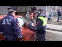 За пьяным водителем без прав пришлось гоняться череповецким полицейским во время рейда