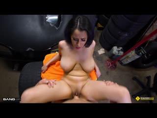 Nina Lopez Cant Afford Insurance So She Sucks Dick - All Sex Big Tits POV Blowjob Cowgirl Facial, Porn