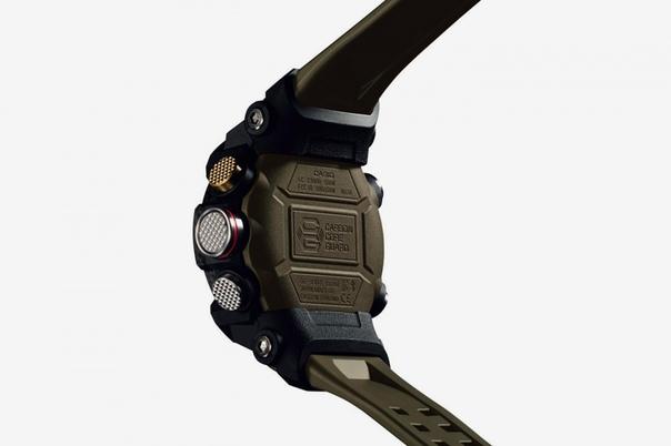 Вышло новое поколение суперпрочных часов G-SHOCK Mudmaster
