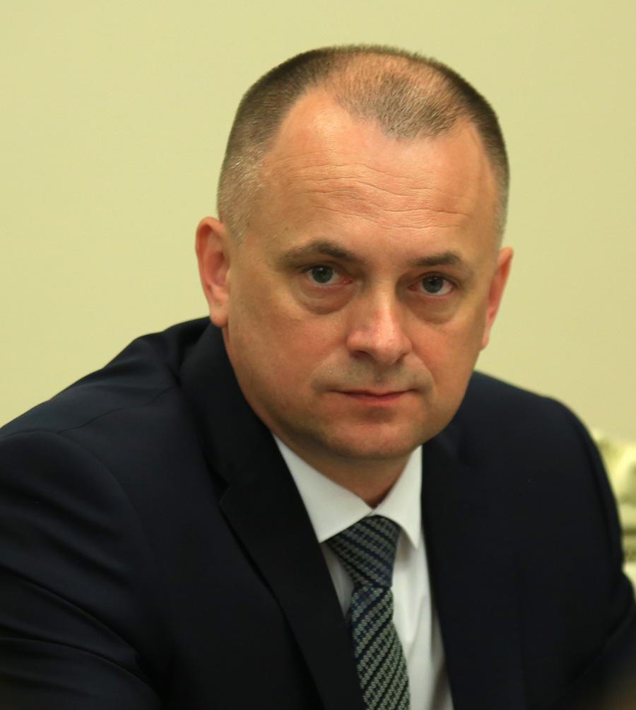 Главным федеральным инспектором по Курской области назначен Андрей Белогуров