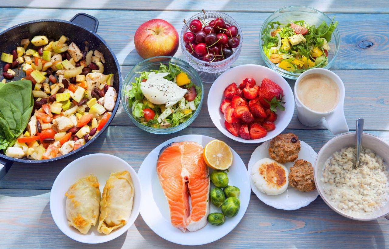 Правильное питание рецепты диета