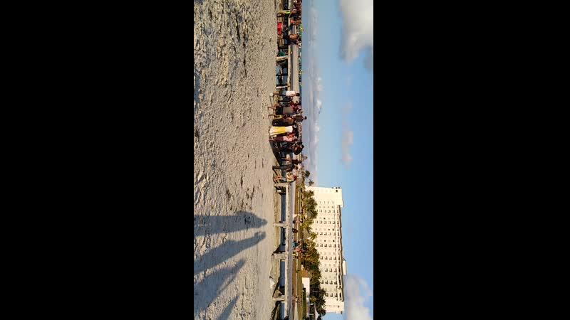 Мексиканский пляж для местных