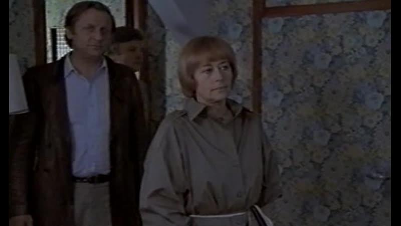 Черная мантия для убийцы (Франция, 1980) детектив, Анни Жирардо, Бруно Кремер, советский дубляж без вставок закадрового перевода