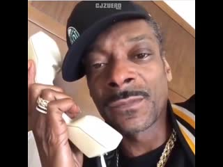 Snoop Dogg received a call from OG Loc