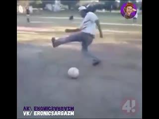 Полностью отдал себя футболу