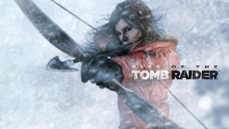 Rise of the Tomb Raider 11 серия