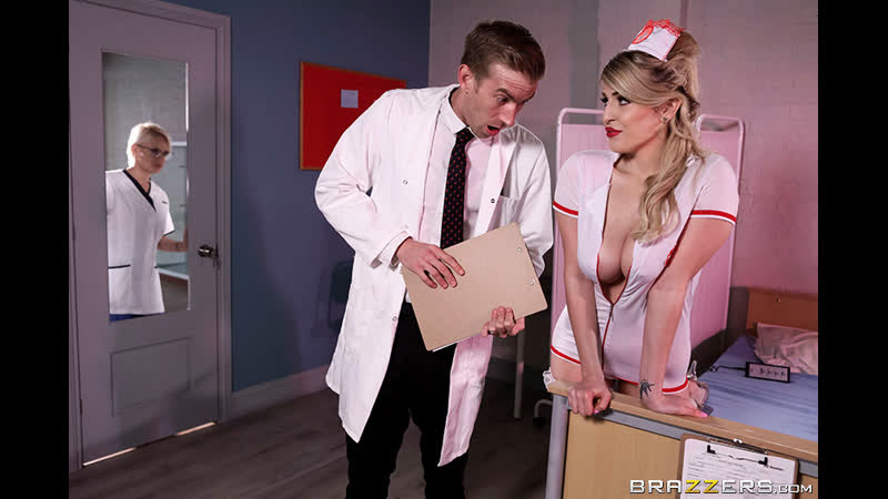 Brazzers Naughty Nurse's First Day Marica Chanelle Danny D 28 05 2019 Blonde Doctor Nurse Innie Pussy Italian Medium Ass