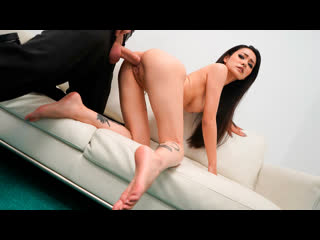 Rae Lil Black - Asian babe fucked on the couch [sex секс порно в
