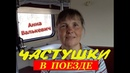 ЧАСТУШКИ В ПОЕЗДЕ. Анна Валькевич. 6 мая 2019г. ГАРМОНЬ В МОЕМ СЕРДЦЕ!