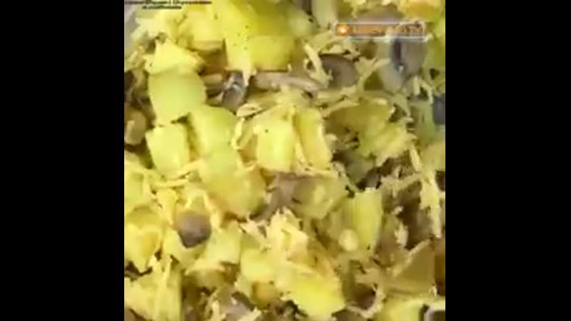 Конвертики с грибами!.mp4