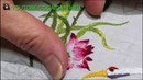 Rose Blossom ... Hand Embroidery