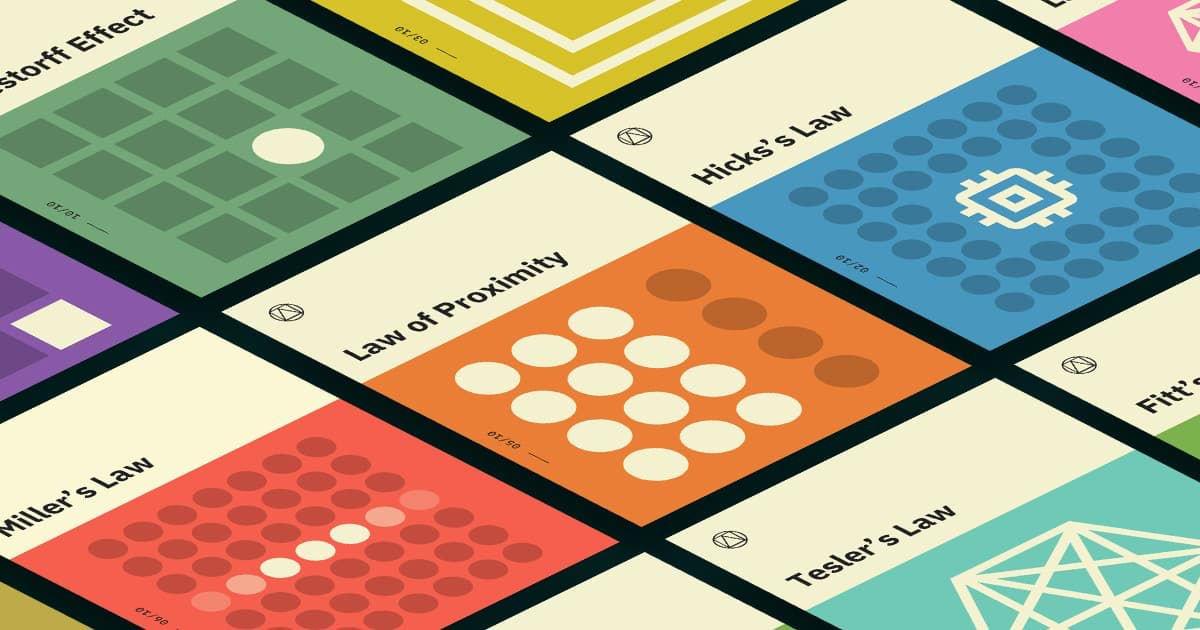 Законы дизайна интерфейсов, изображение №1