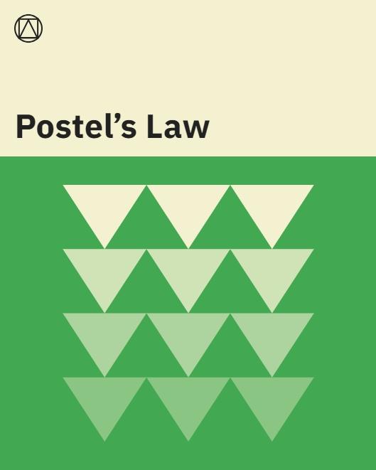 Законы дизайна интерфейсов, изображение №16