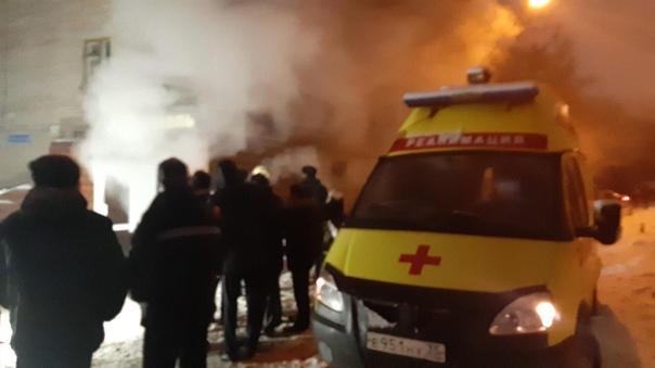 Пять человек погибли после прорыва трубы отопления в хостеле в Перми Россия. Пять человек погибли в результате прорыва трубы отопления в хостеле в Перми, сообщает ТАСС со ссылкой на МЧС России.