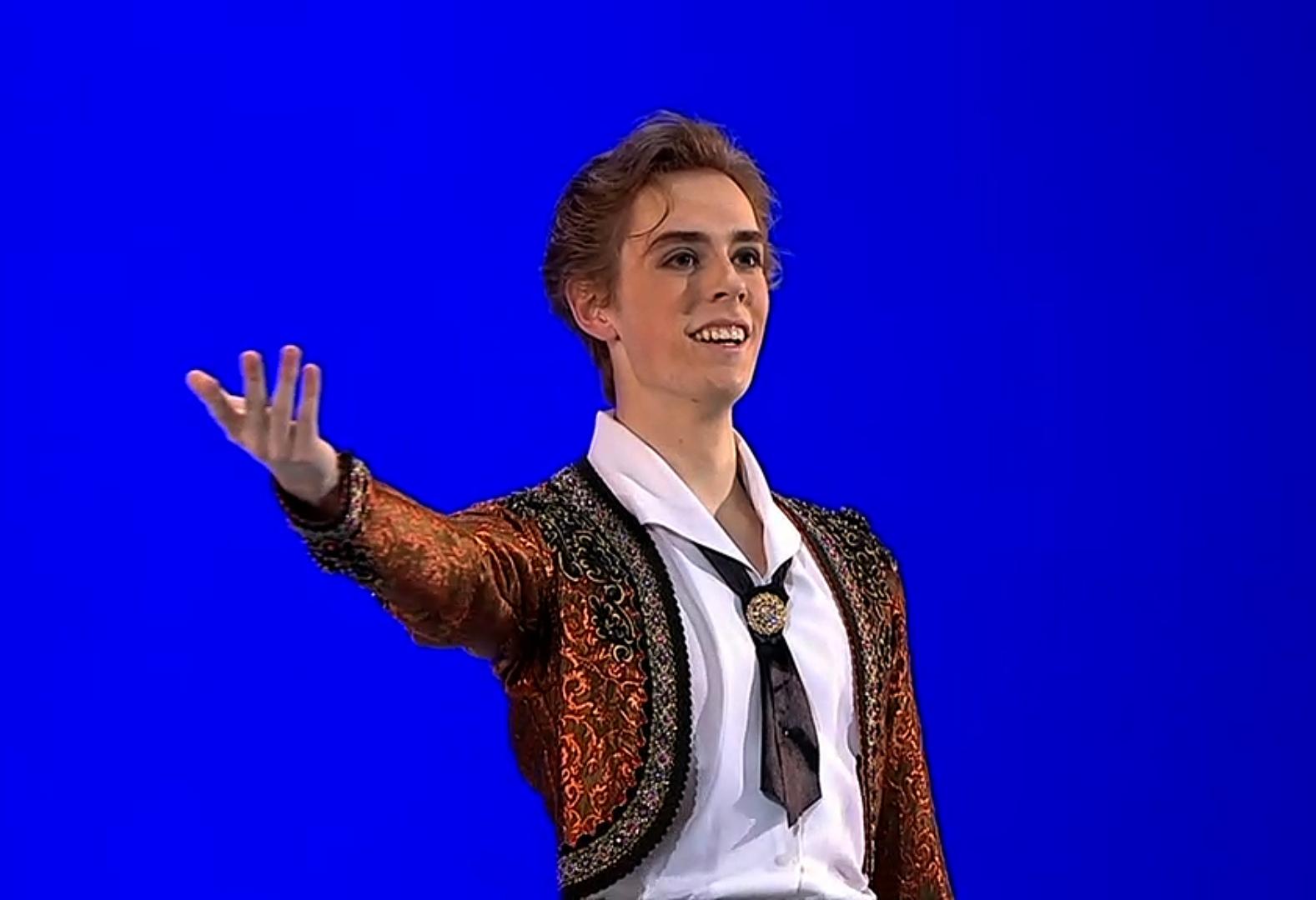Марко Юусела, II премия