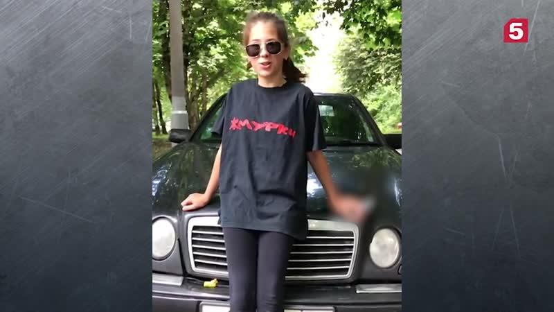 Алексей Панин опубликовал видео 11 летней дочери с сигаретой