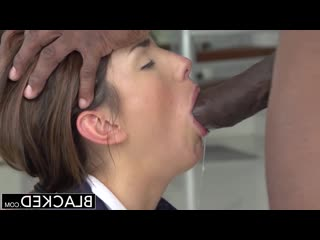 August Ames Big tits, Natural tits, Brunette, Teen, Young, Blacked, Black&White, Interracial, Passion, Cumshot